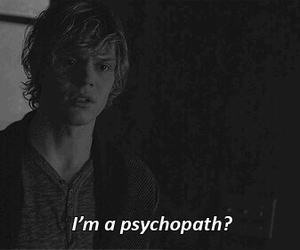 ahs, american horror story, and evan peters image