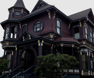 house, home, and victorian image