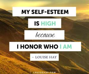 affirmation and quote image