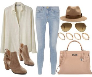 bag, casual, and Polyvore image