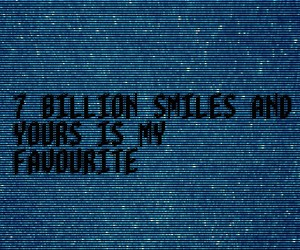 favourite, smiles, and yours image