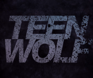 teen wolf, wolf, and series image