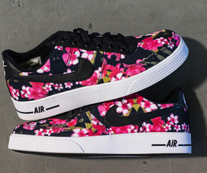 air, beautiful, and floral image