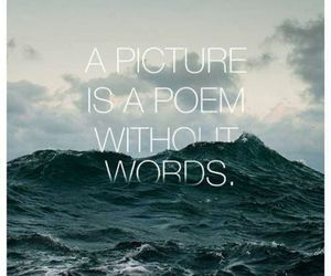 poem, quotes, and picture image