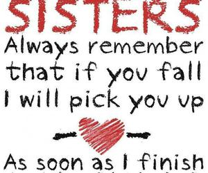 sisters, quotes, and funny image