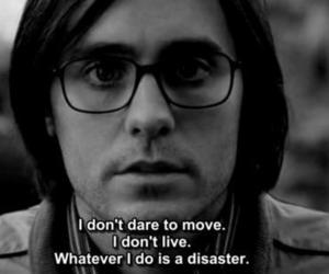 mr nobody, jared leto, and quote image