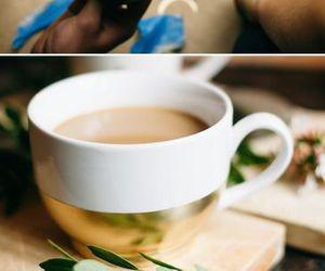 diy, gold, and mug image