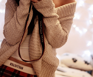beautiful, hollister, and pretty image