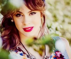 martina stoessel, violetta, and teen image