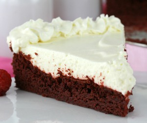 cake, cheesecake, and delicious image