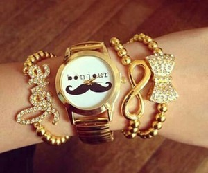 fashion, girly, and jewelry image