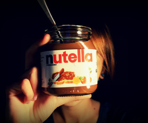 nutella, sweet, and photography image