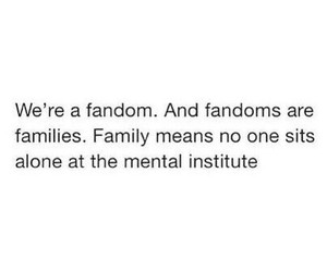 fandom, family, and funny image