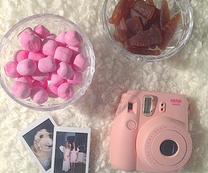 camera, candy, and girly image