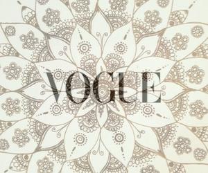 flower, henna, and mandala image