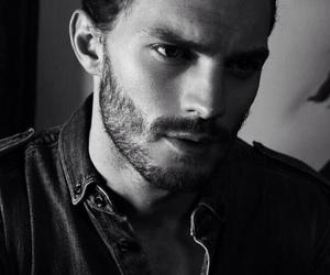 Jamie Dornan, christian grey, and model image