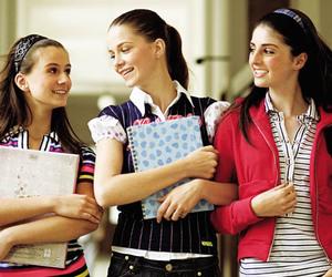 bffs, school, and faculdade image