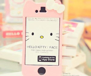 asian, cute, and HelloKitty image