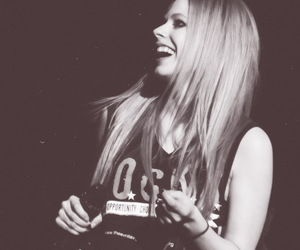 Avril Lavigne, indie, and emo image