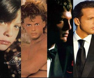 boys, eyes, and luis miguel image