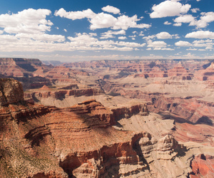 grand canyon and landscape image