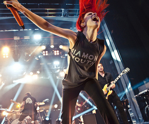 paramore, hayley williams, and rock image