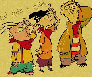 ed, cartoon, and edd image
