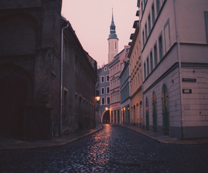 city and street image