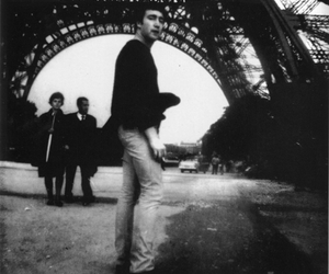 60's, paris, and the beatles image