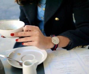 coffee and watch image