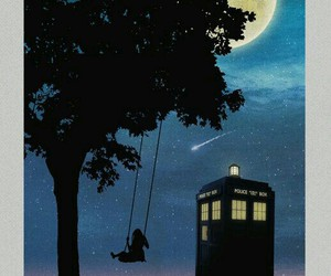 believe, doctor who, and moon image