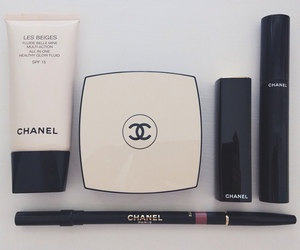 chanel, makeup, and cosmetics image