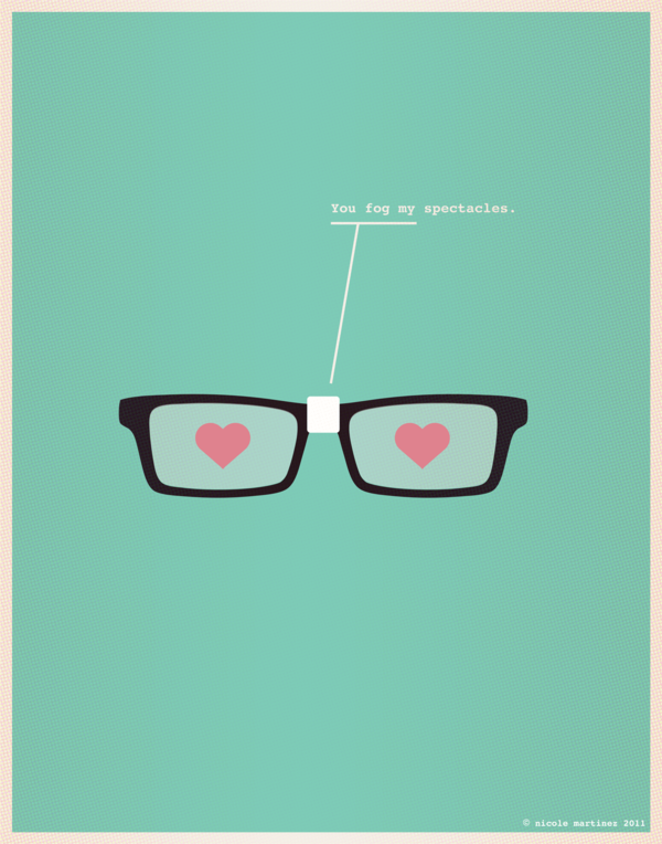 Nerdy Dirty - Illustrations for Nerds in Love on the Behance ...