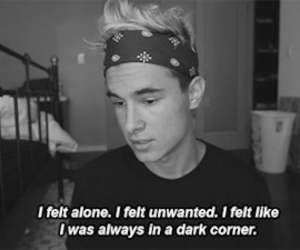 alone, sad, and unwanted image