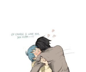 tumblr, dramatical murder, and dmmd image
