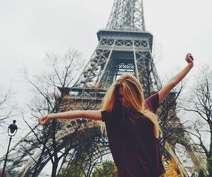 paris and happy image