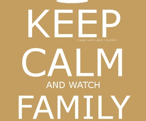 family guy and keep calm image