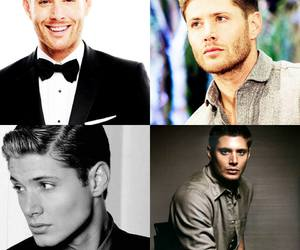 boy, smile, and dean winchester image