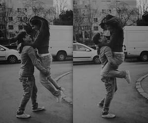 couple, happy, and sweet image