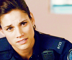 andy, babe, and rookie blue image