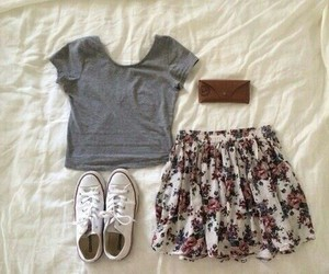 clothes, fashion, and summer image