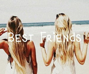 best friends, hipster, and relax image