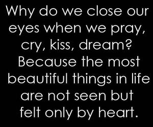 quote, kiss, and heart image