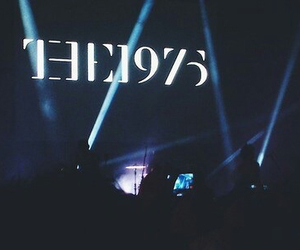 the 1975, grunge, and music image