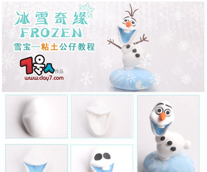 frozen, ideas, and olaf image