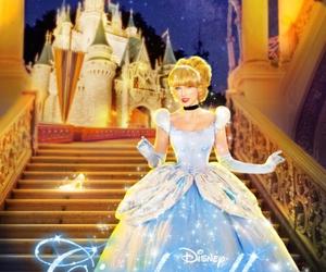 cinderella, disney, and Taylor Swift image
