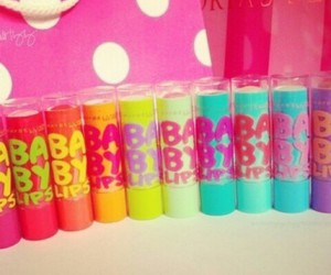 baby lips, lips, and pink image