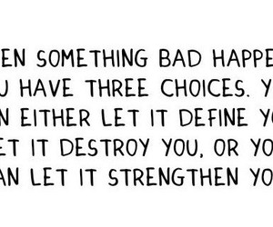 choices, quote, and inspiration image
