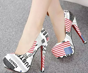 heels and girl shoes image