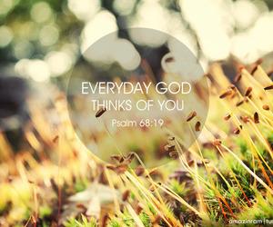 god and psalm image